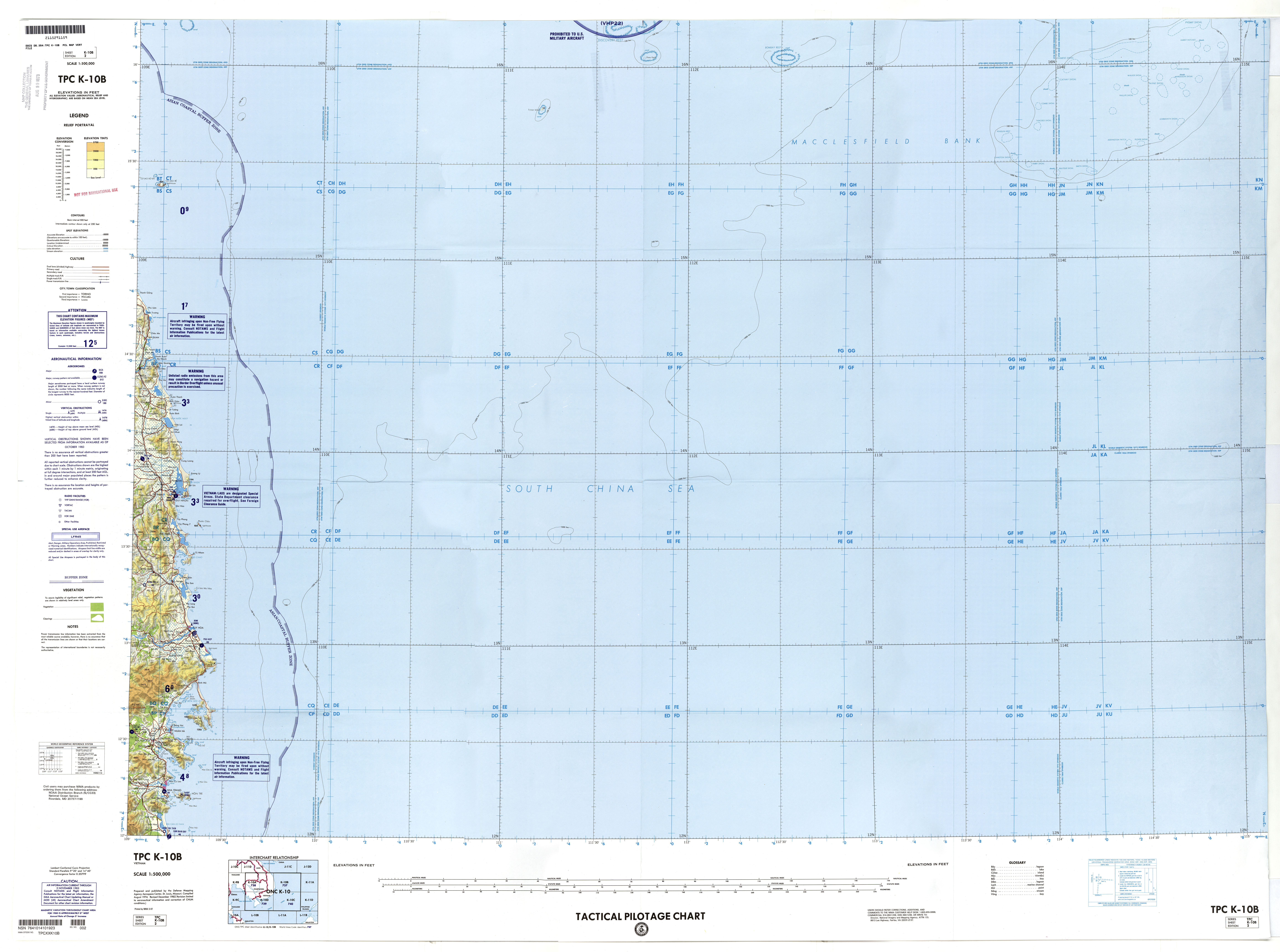 Vietnam War Resources - Us marine map reading kia