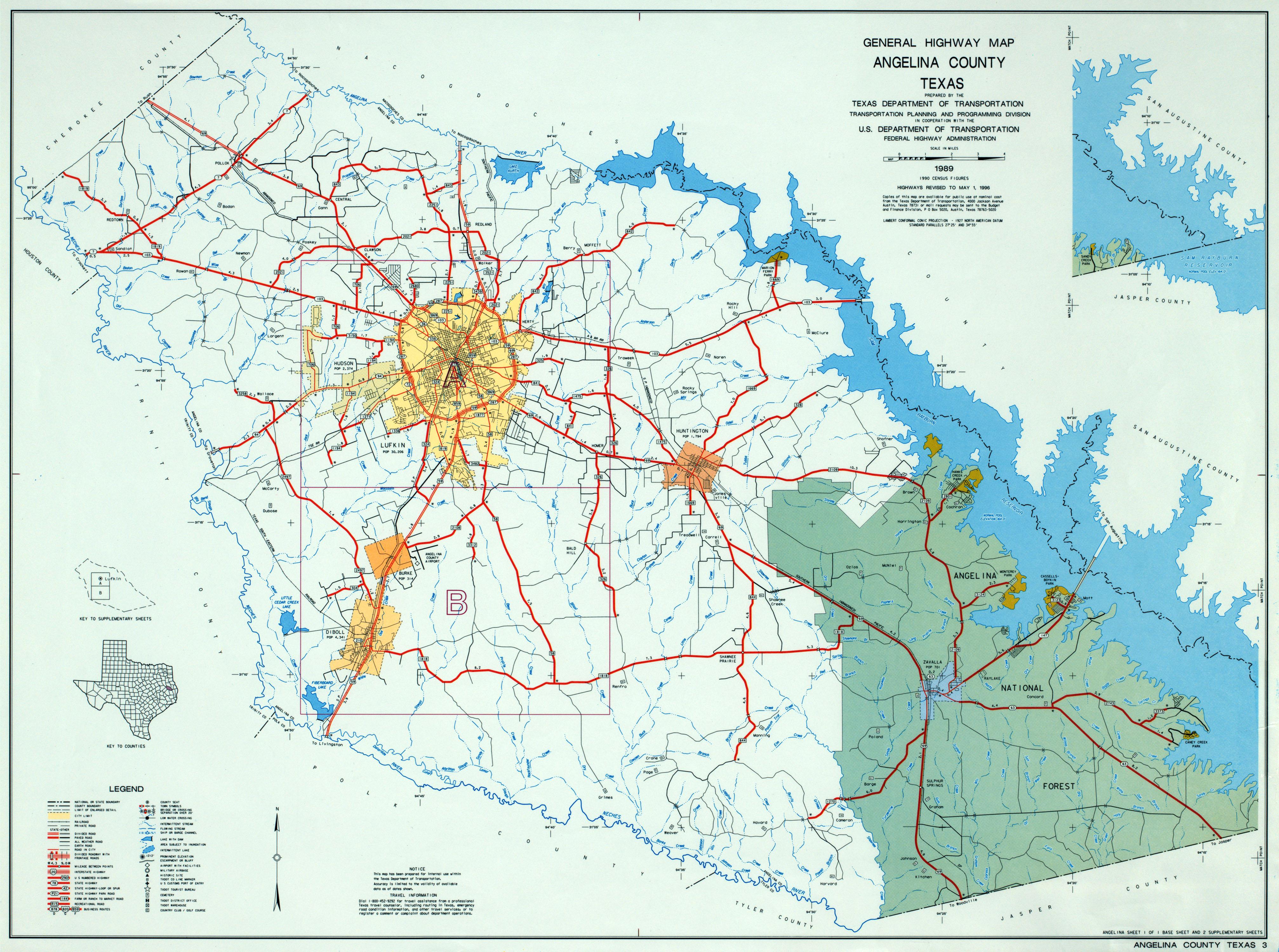 Texas County Highway Maps Browse PerryCastañeda Map Collection - County maps texas