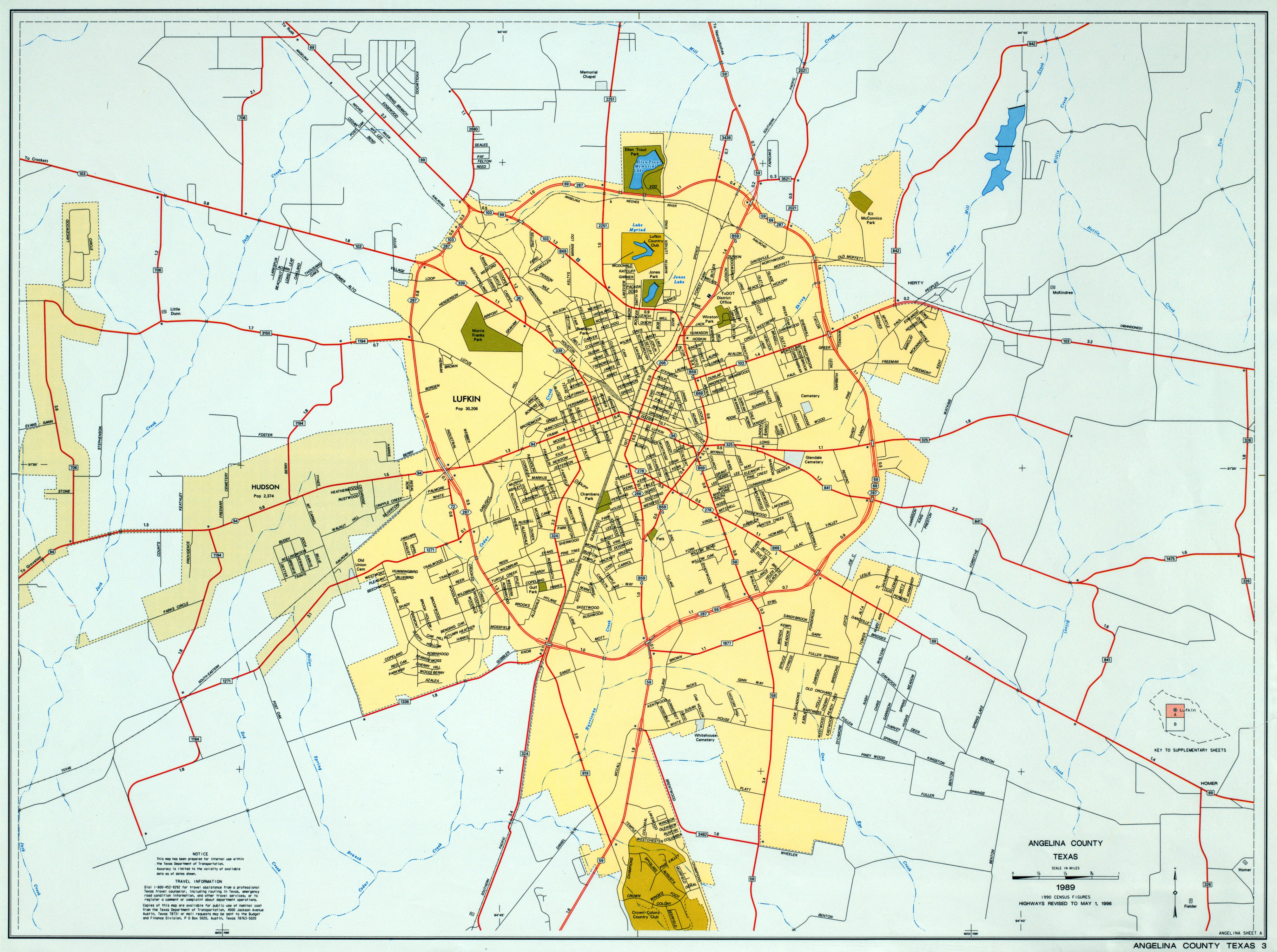 Online houston key map grid texas county highway maps browse perrycastaeda map collection sciox Gallery