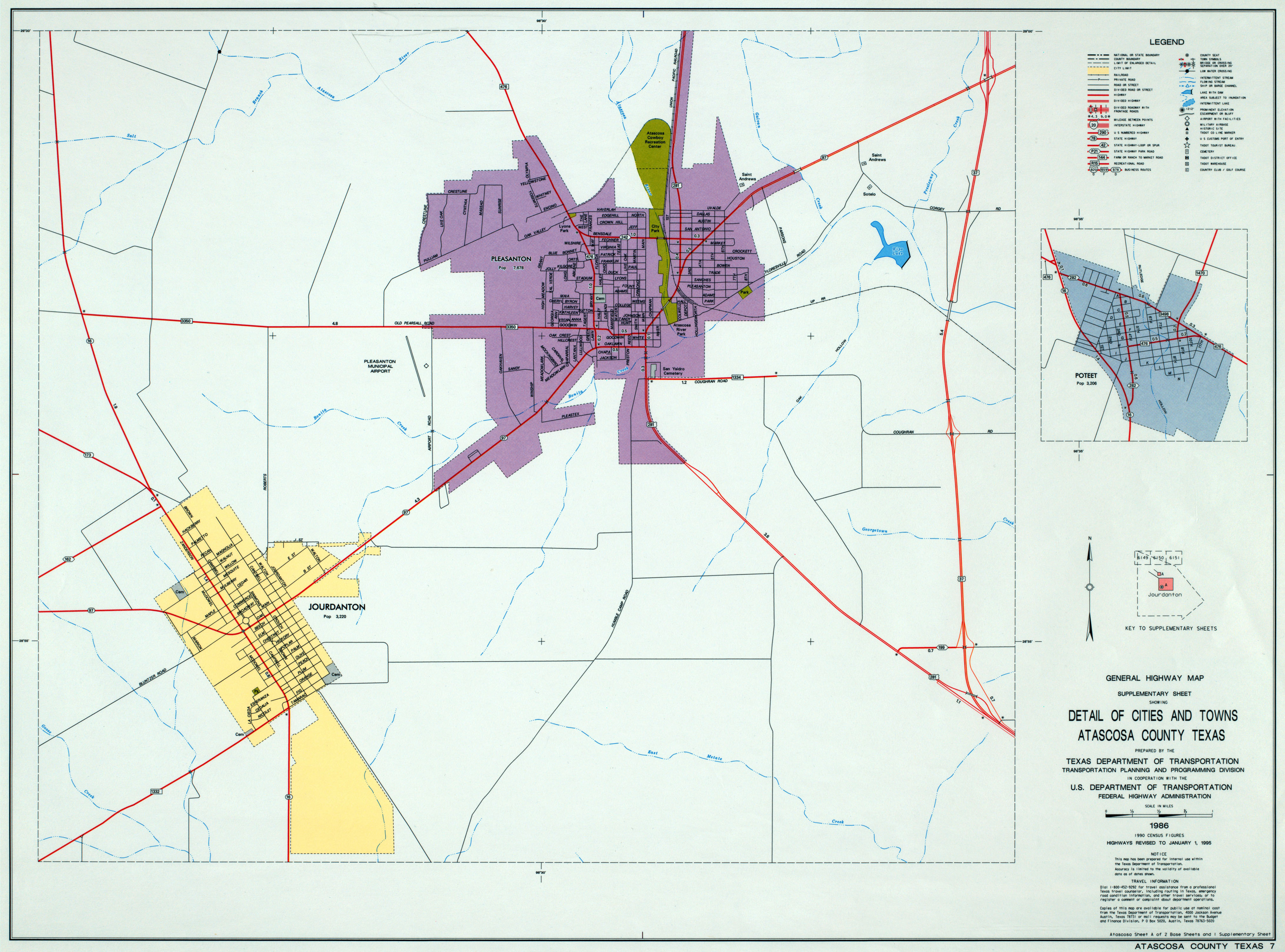 Show Map Of Texas With Cities.Texas County Highway Maps Browse Perry Castaneda Map Collection