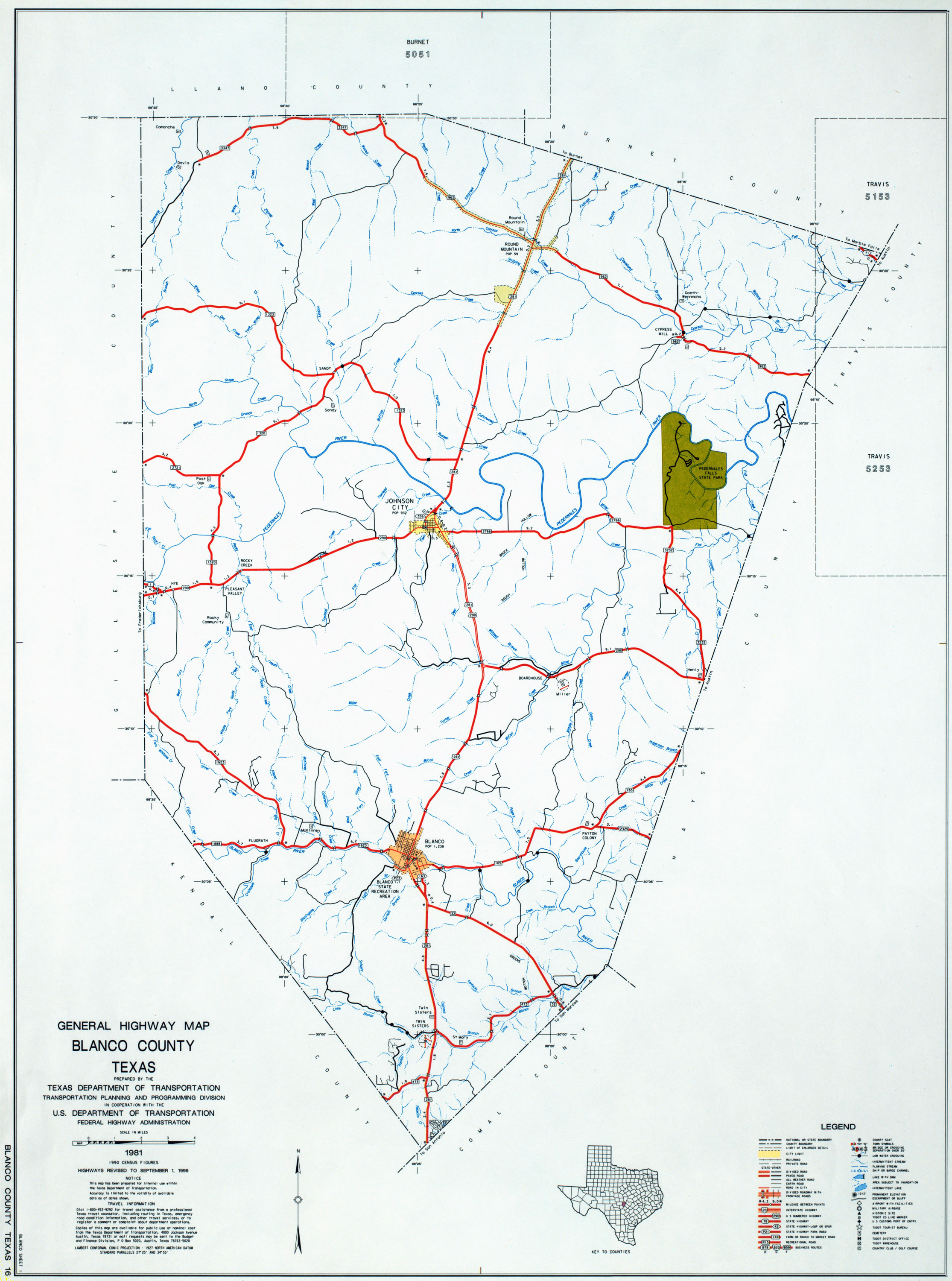 Texas County Highway Maps Browse PerryCastañeda Map Collection - Texas county map with cities