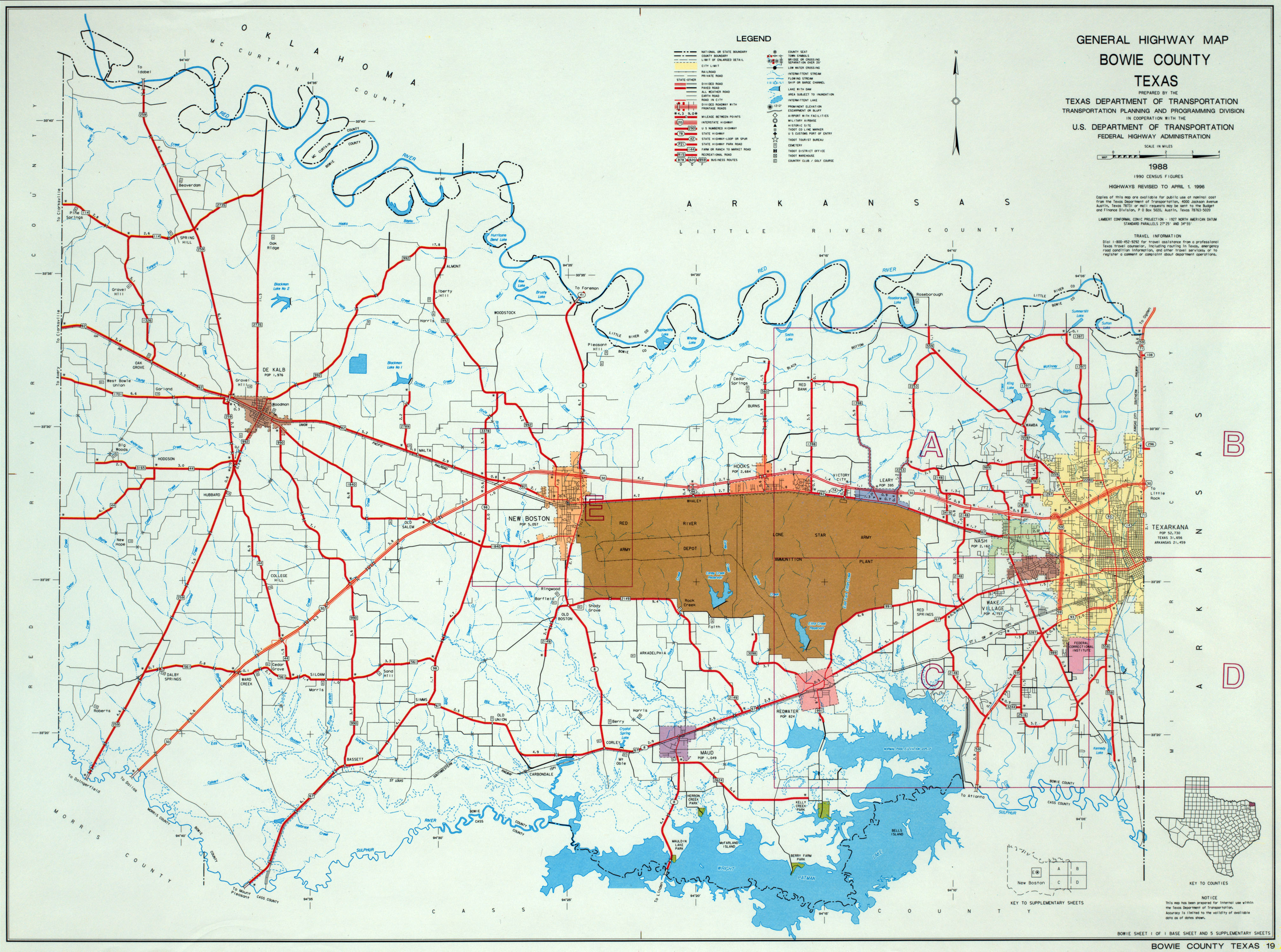 Texas County Highway Maps Browse PerryCasta eda Map Collection – Texas Official Travel Map