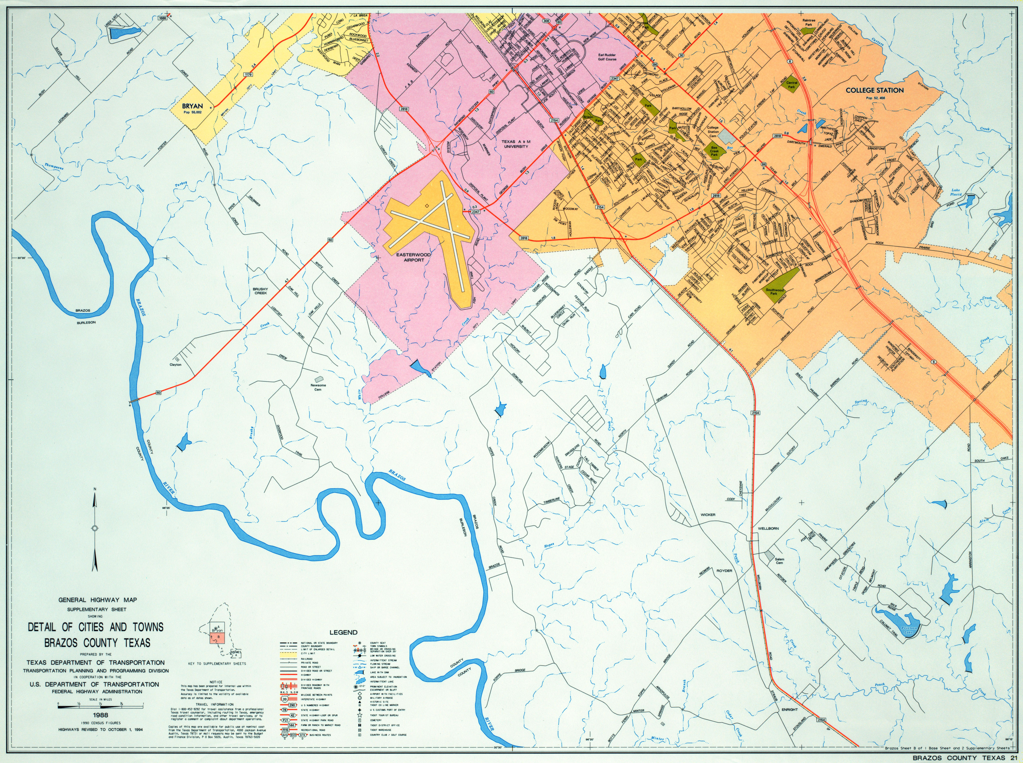Texas County Highway Maps Browse Perry Castaneda Map Collection