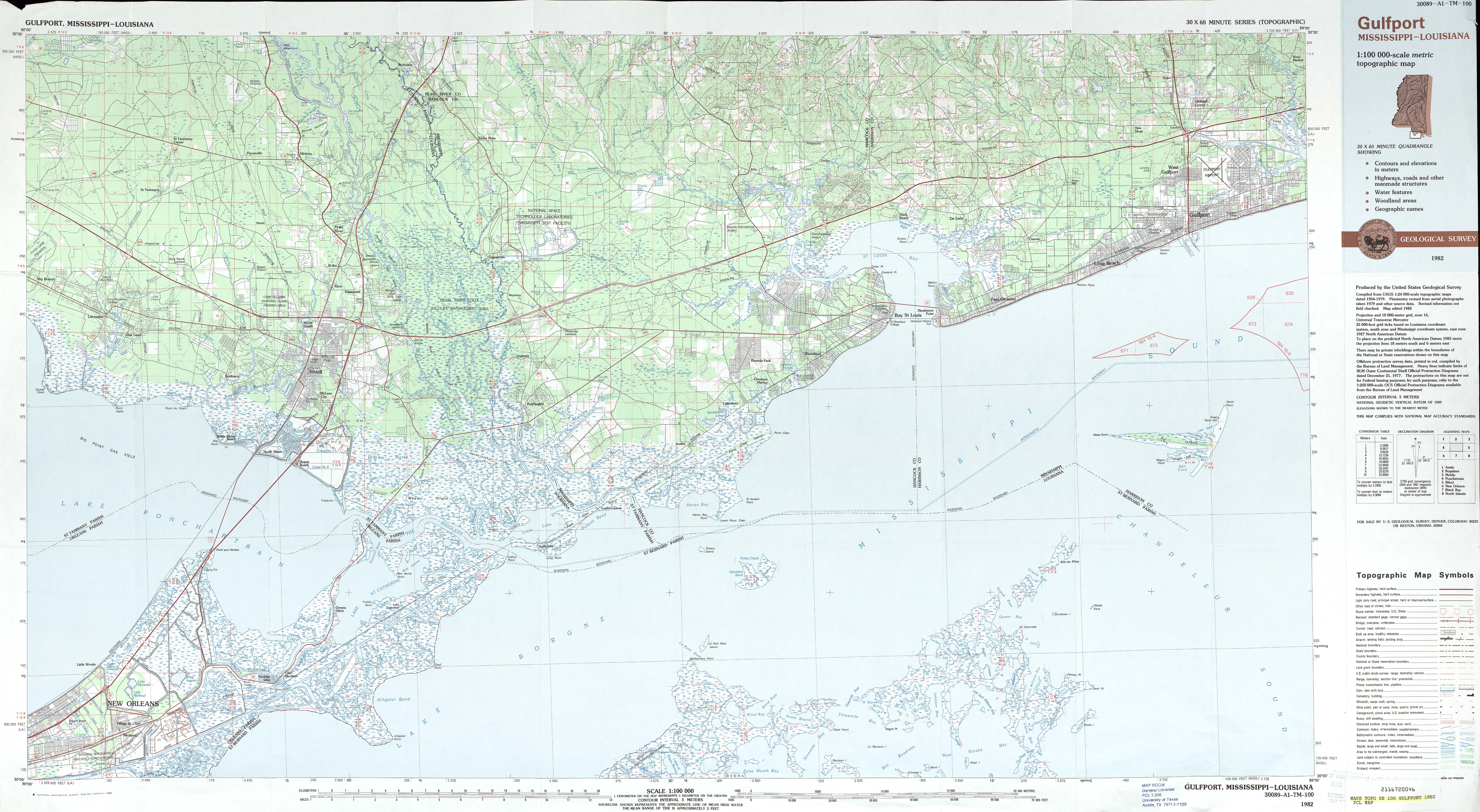 Hurricane Katrina Maps PerryCastañeda Map Collection UT - Map new orleans wards
