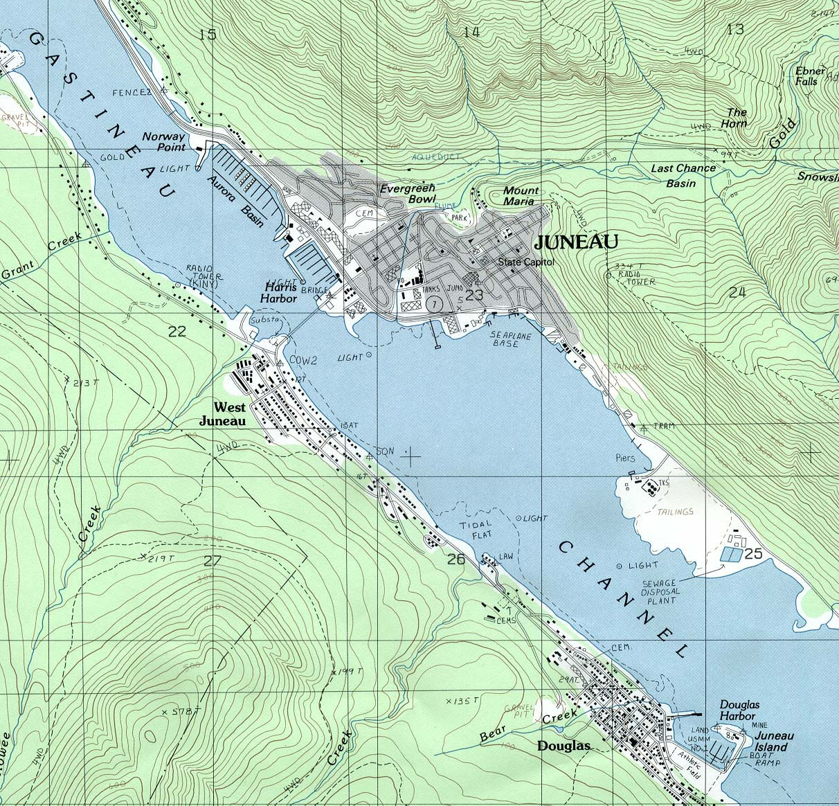image relating to Printable Maps of Alaska referred to as Alaska Maps - Perry-Castañeda Map Assortment - UT Library On-line