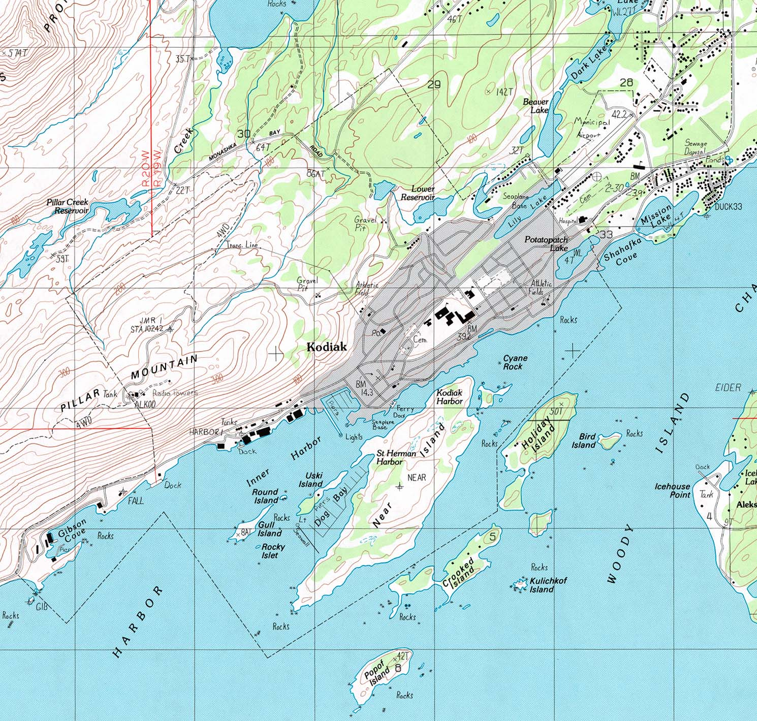 Alaska Maps PerryCastañeda Map Collection UT Library Online - Alaska map with cities