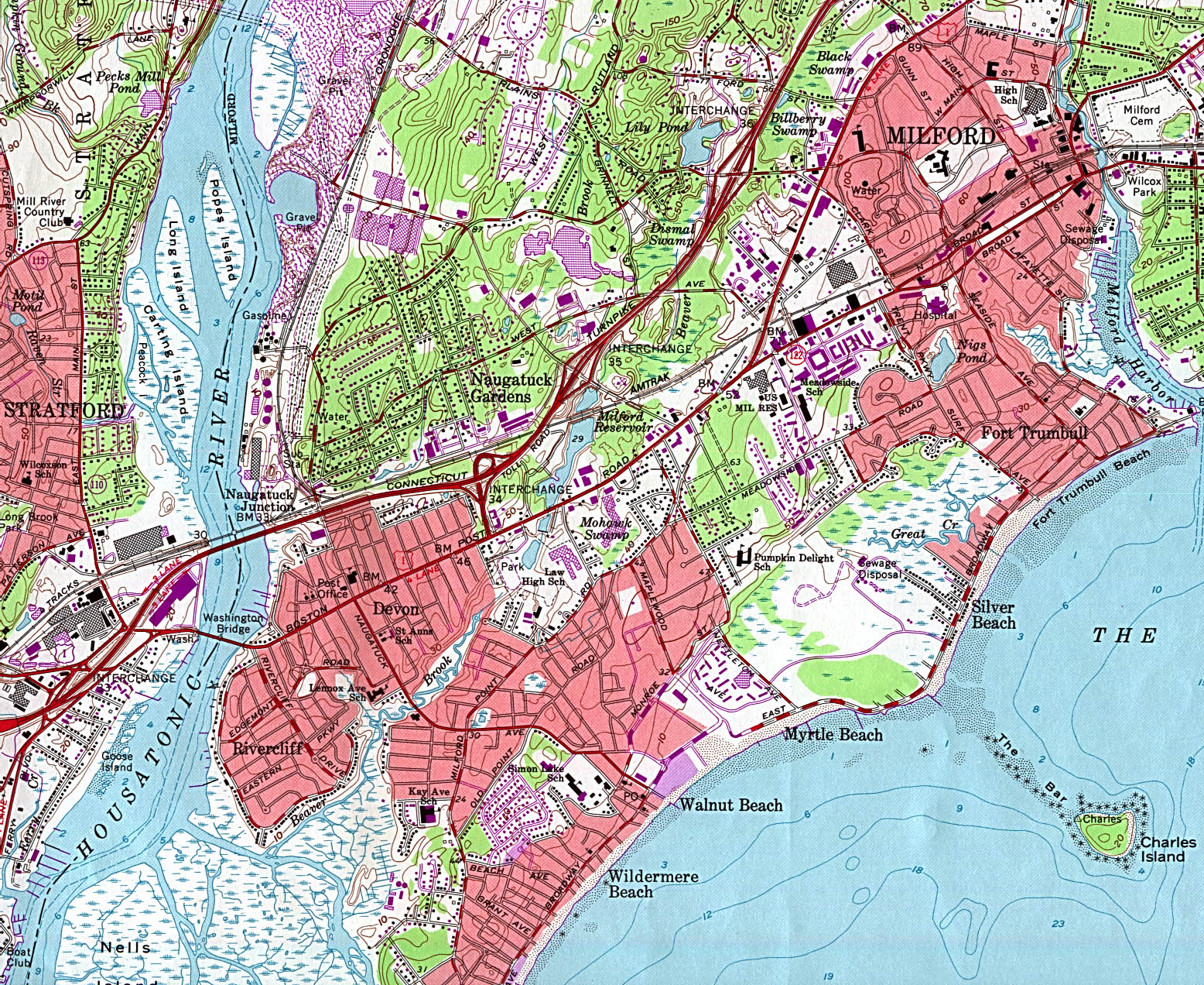 Connecticut Maps - Perry-Castañeda Map Collection - UT Library Online