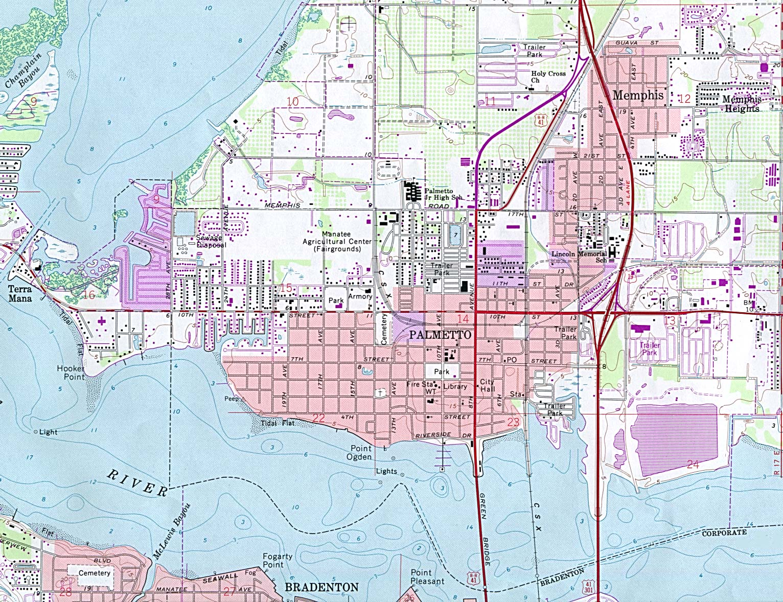 Where To Find Florida Maps and Directions