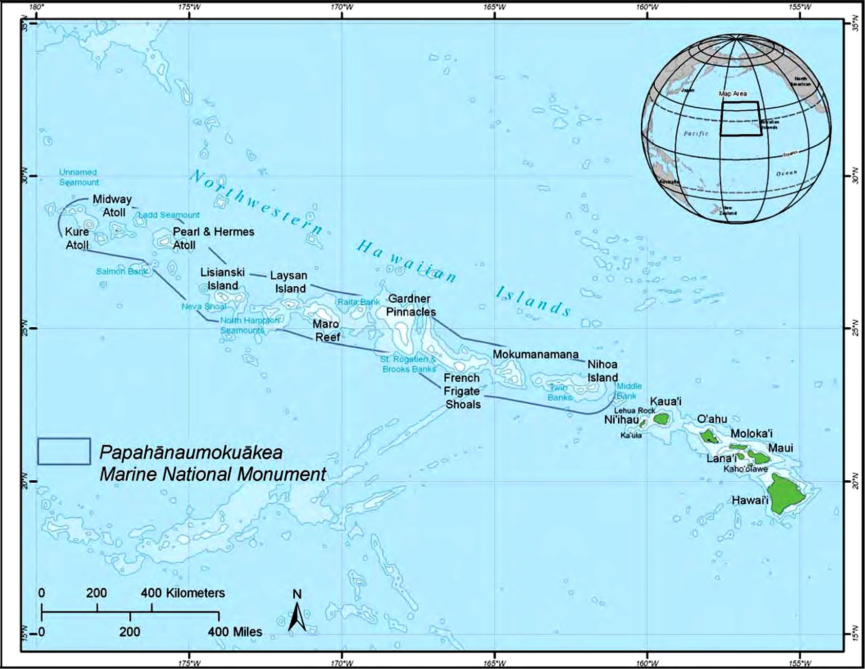 Hawaii Maps PerryCastañeda Map Collection UT Library Online - Map of hawaiian islands