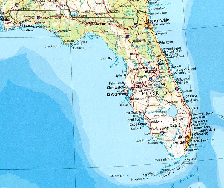 Florida Maps Perry Casta�eda