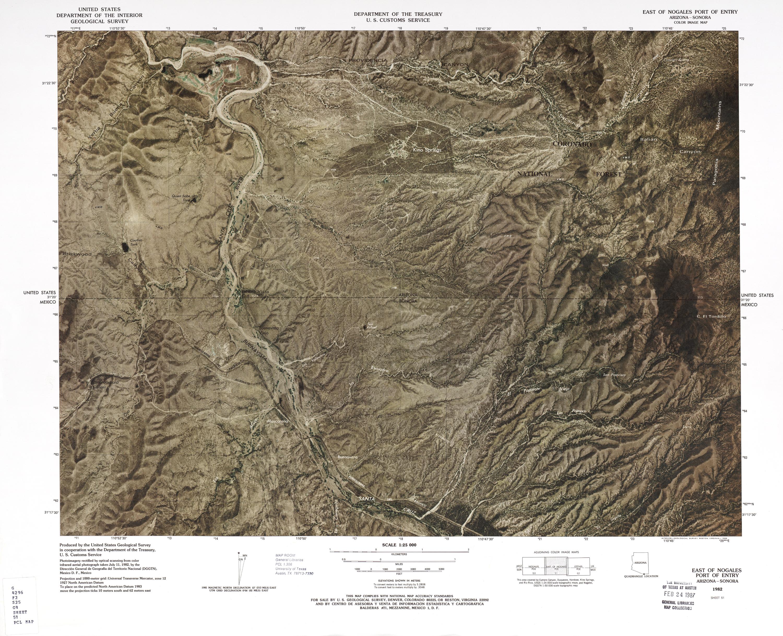 Mexico United States Border PerryCasta eda Map Collection UT – Map Usa Y Mexico