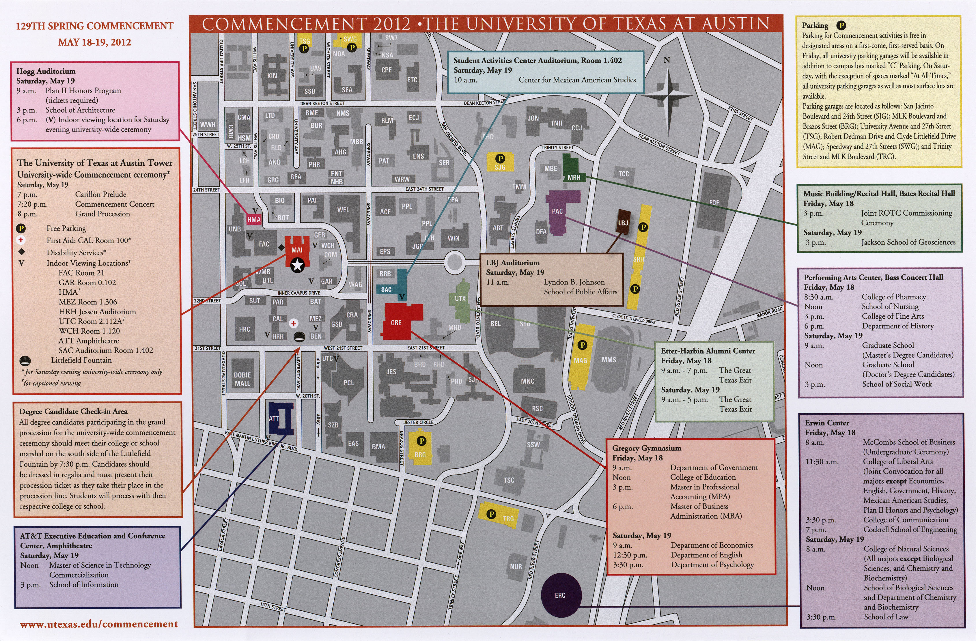 Historical Campus Maps University Of Texas At Austin Perry