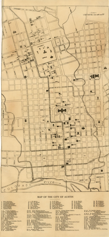 Aggregated Maps of Austin — Austin's Atlas on