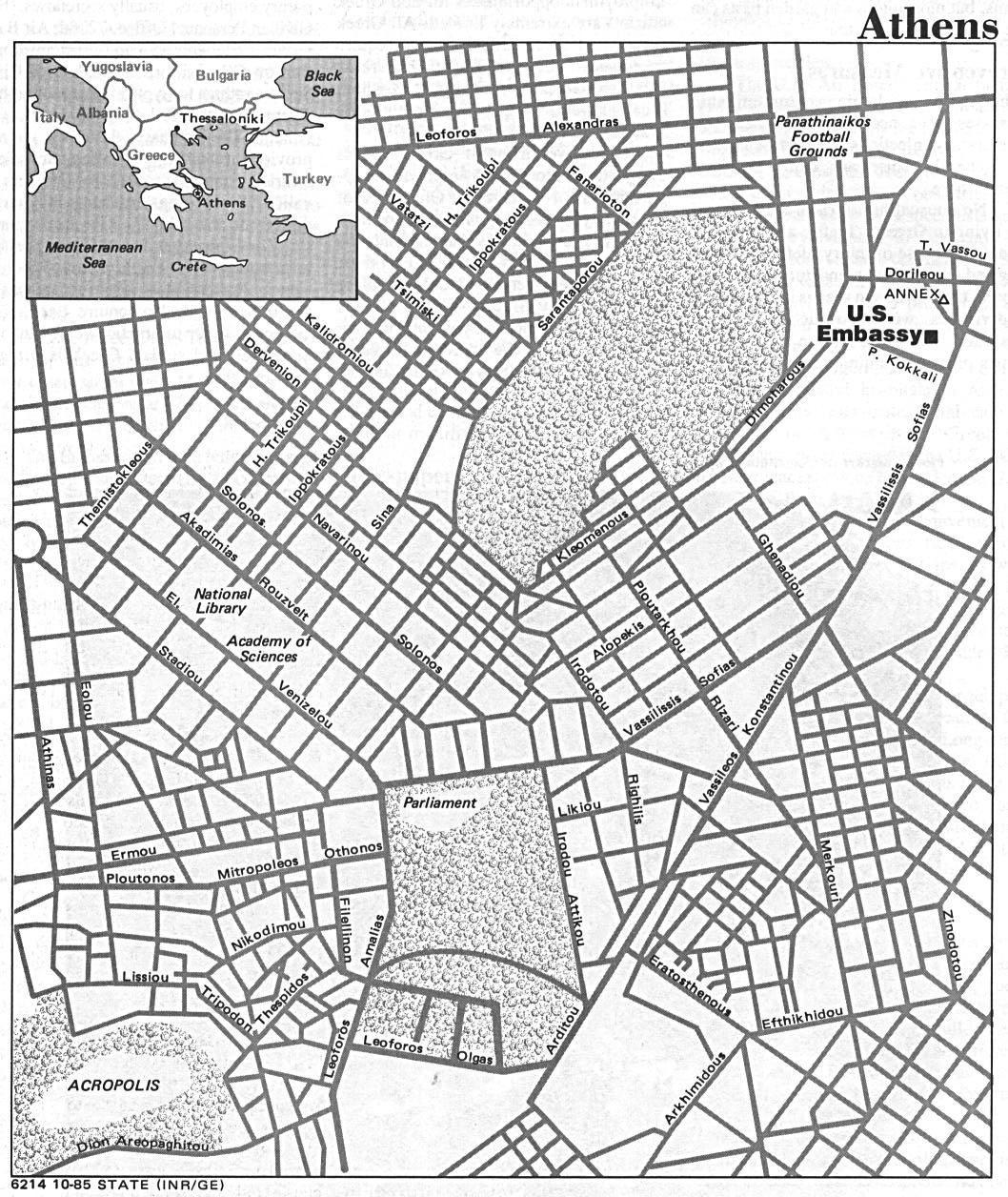 World City Maps PerryCastañeda Map Collection UT Library Online - Us map with city and state names