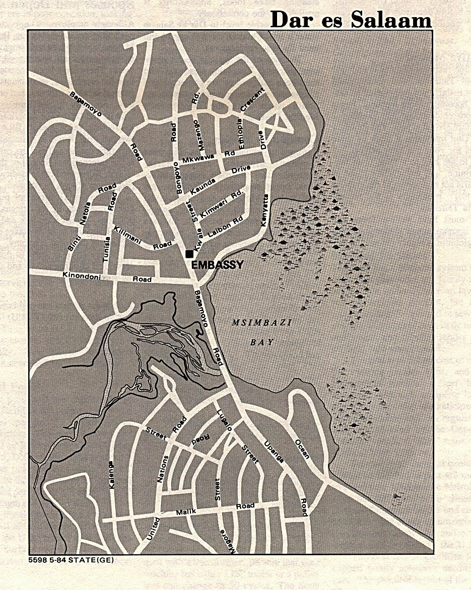 World City Maps Map Collection UT - Map us embassy bogota
