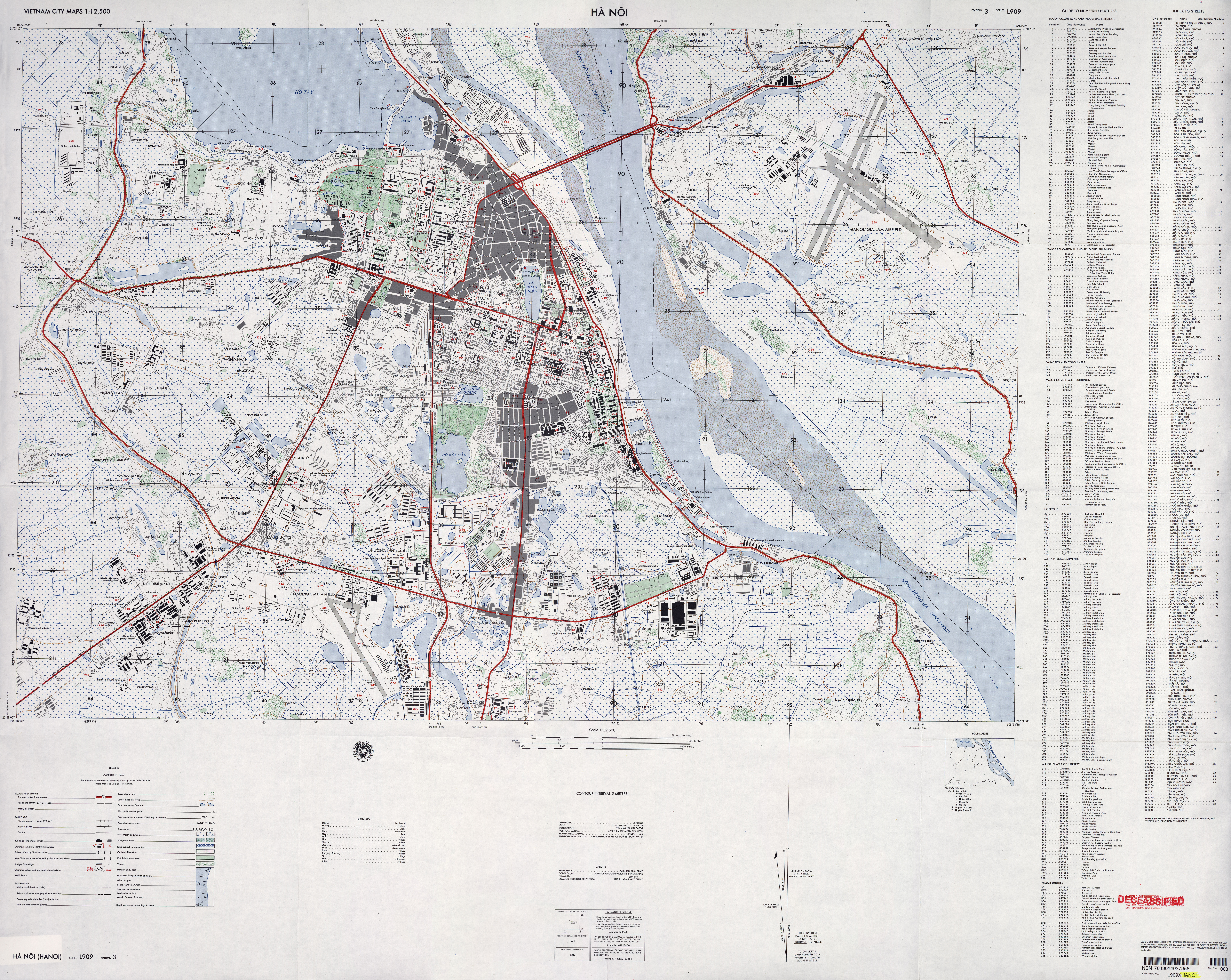 University of Texas - Maps of Vietnam - 366th Fighter Association
