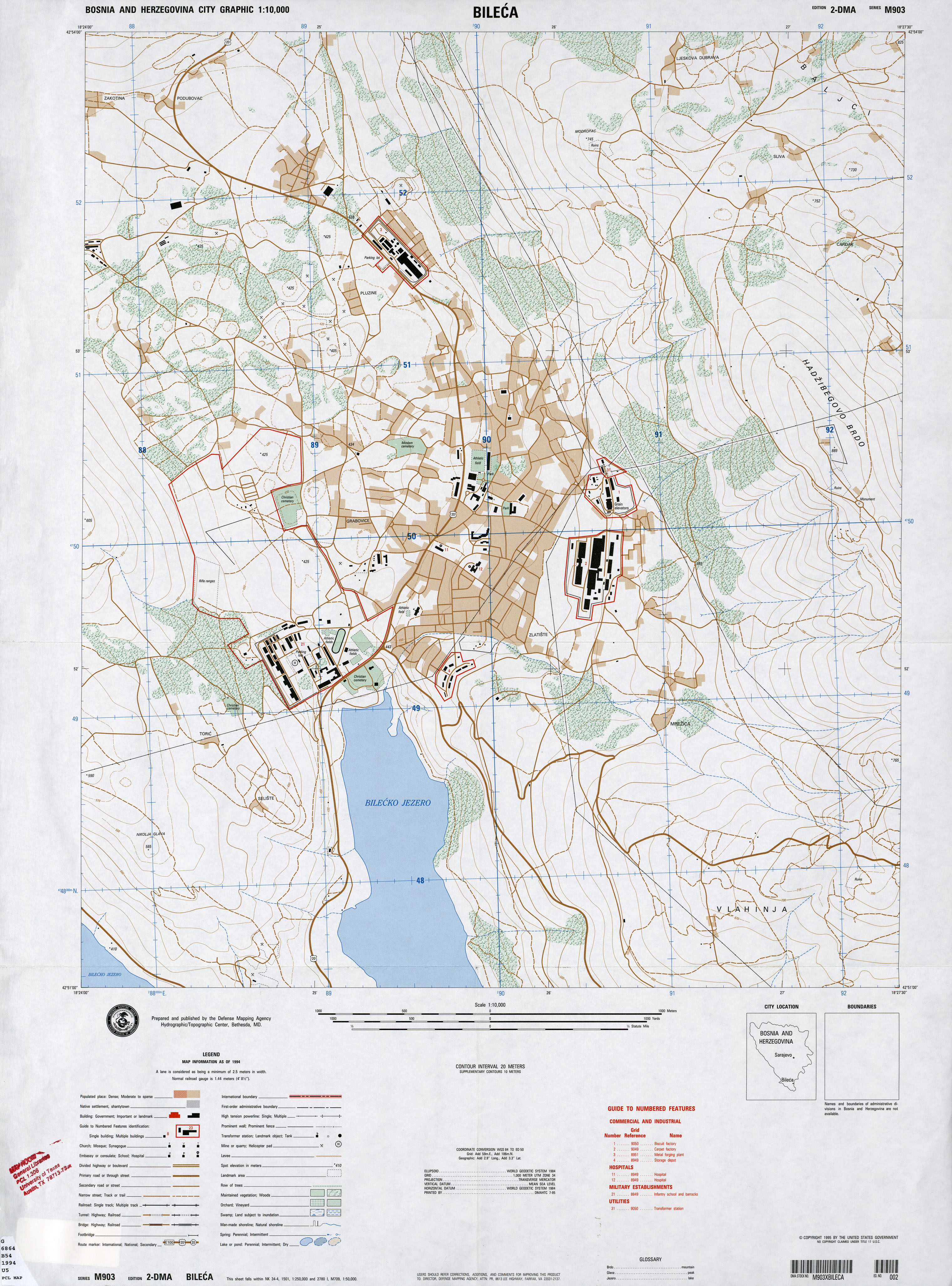 World City Maps - Perry-Castañeda Map Collection - UT ...
