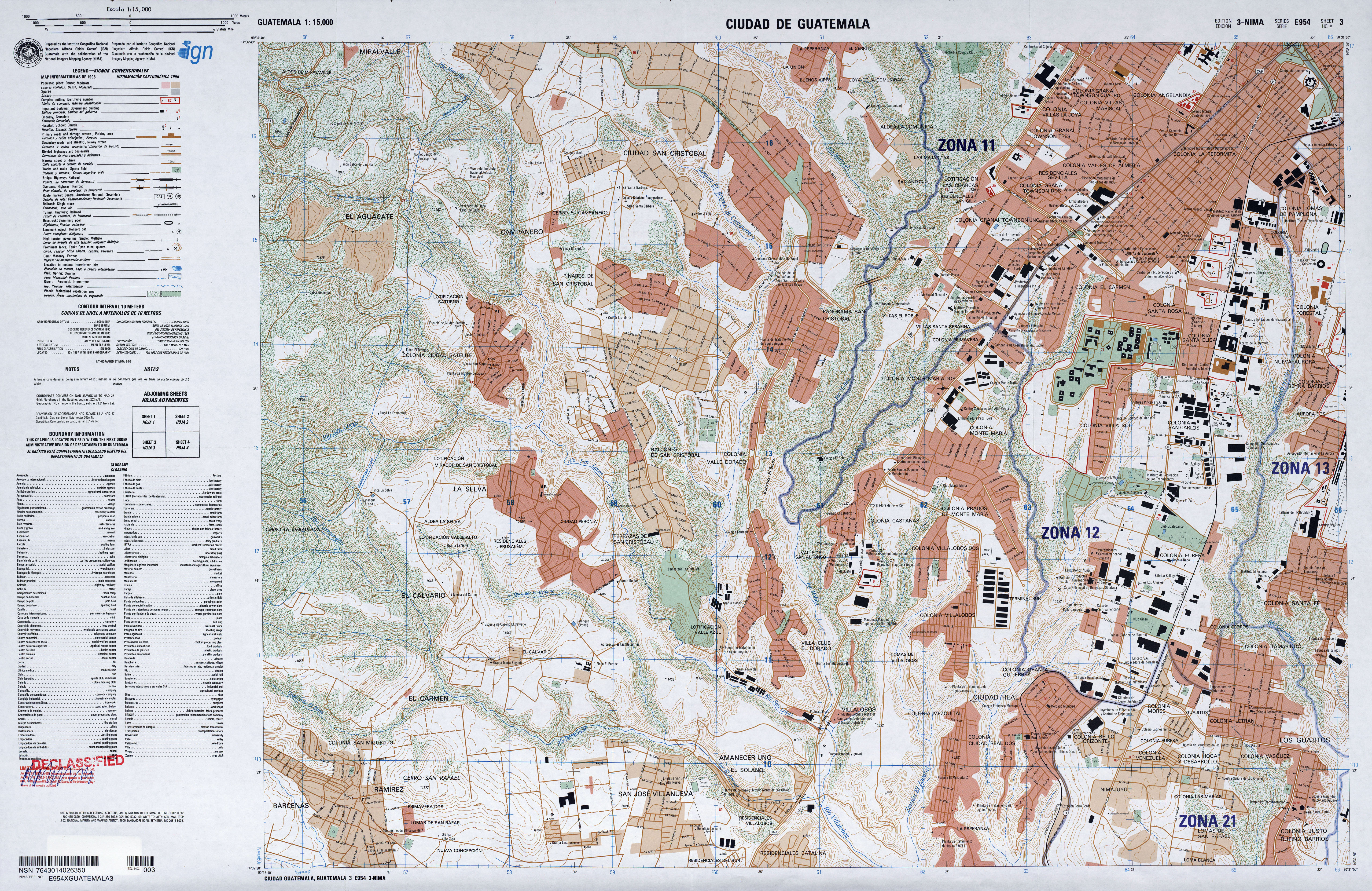 Guatemala Maps - Perry-Castañeda Map Collection - UT Library Online