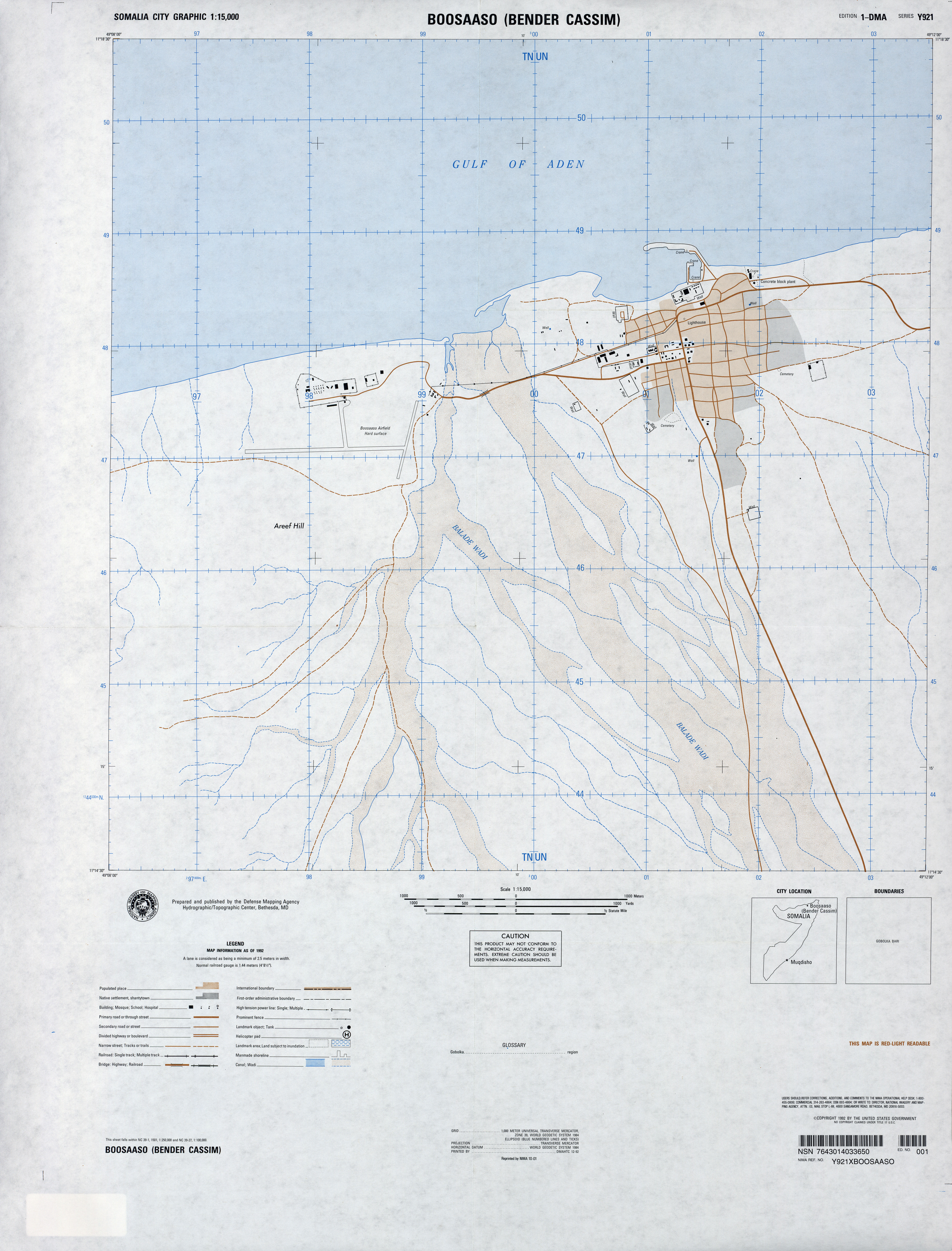 Somalia Maps - Perry-Castañeda Map Collection - UT Library