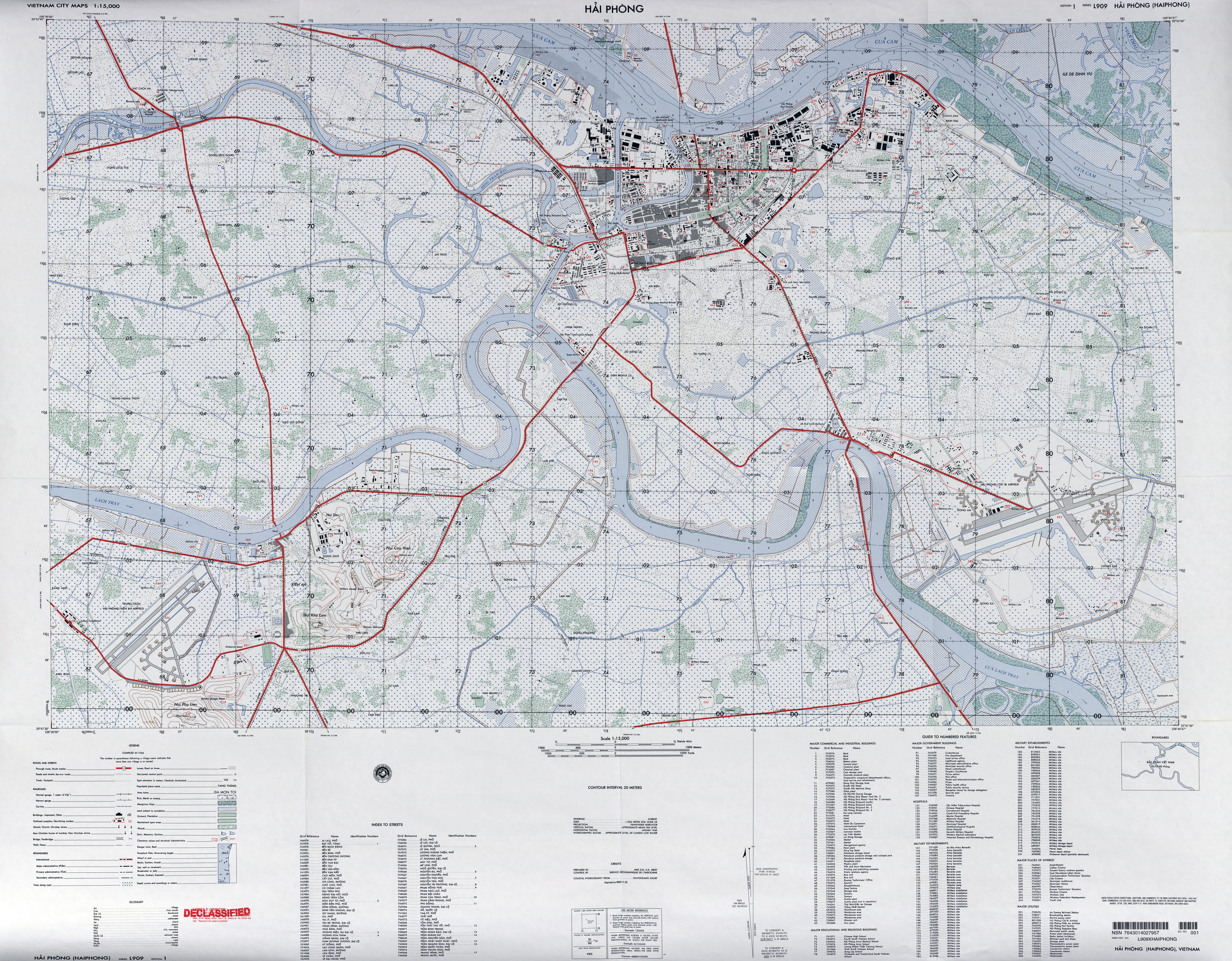 Vietnam Maps PerryCastañeda Map Collection UT Library Online - Change map of 1968 us