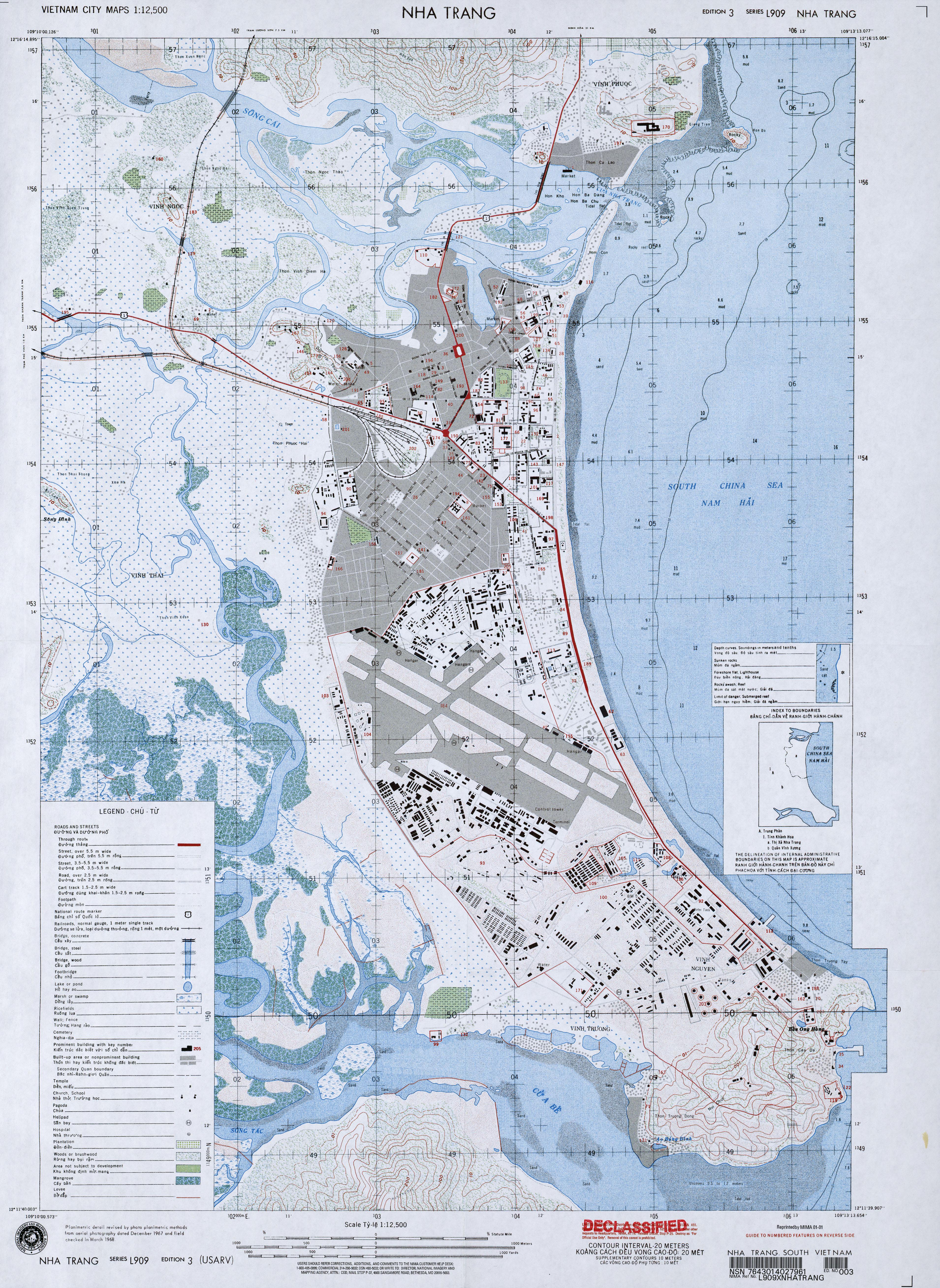 Vietnam Maps PerryCastaeda Map Collection UT Library Online