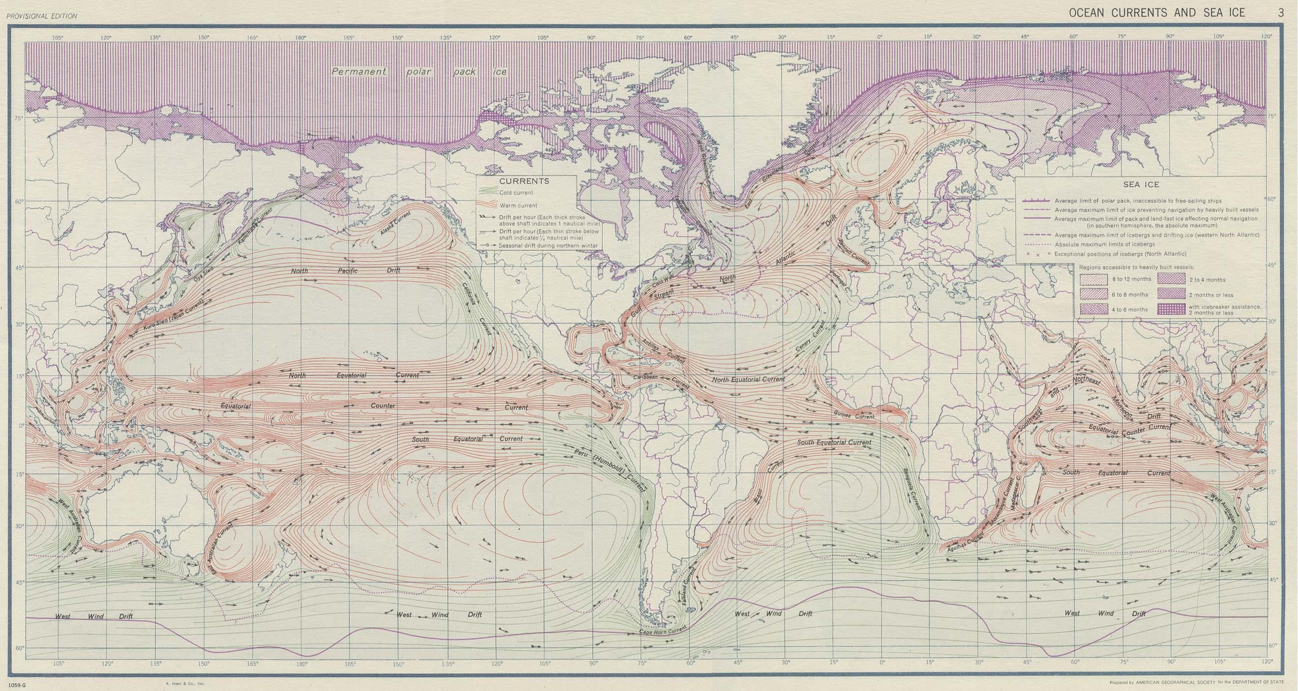 atlantische oceaan pacific oceaan